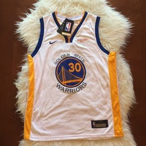 NWT✨ Official Nike Steph Curry GSW Jersey